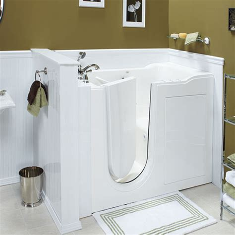 how do walk in bathtubs work the what why and how of walk in bathtubs