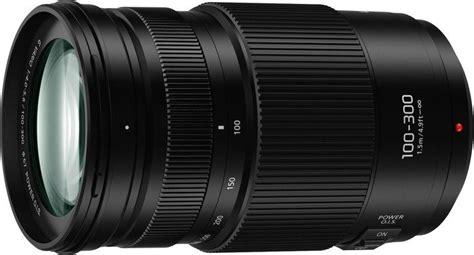 Panasonic Lens Lumix G Vario 100 300mm F40 56 Ois 1 panasonic lumix g vario 100 300mm 4 0 5 6 ii ois black h