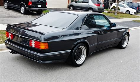 mercedes 560sec amg mercedes 560 sec 6 0 amg is a box flared bad ss from