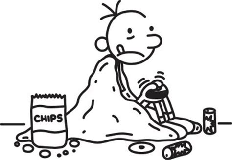 diary of a wimpy kid coloring pages coloring pages to print