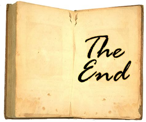 this is how it ends books file the end book png
