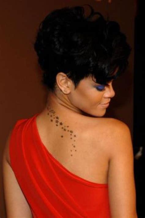 tattoo rihanna rihanna tattoos shh katy perry buzz
