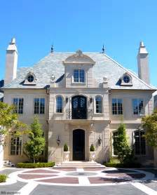 classic french chateau style exterior dream home pinterest french chateau house plans at dream home source