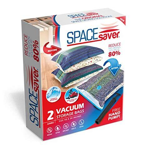 Vacum Storage Bag Free Pompa spacesaver premium jumbo vacuum storage bags 80 more storage than leading brands free