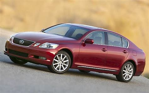 lexus gs300 2006 lexus gs 300 information and photos zombiedrive