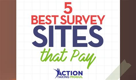 Online Survey Websites That Pay - best survey sites that pay you