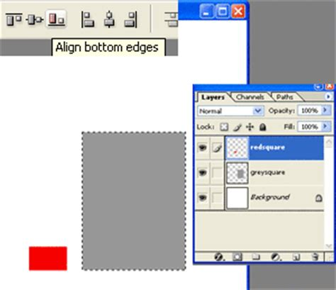 align and distribute layers in photoshop photoshop tutorial move tool