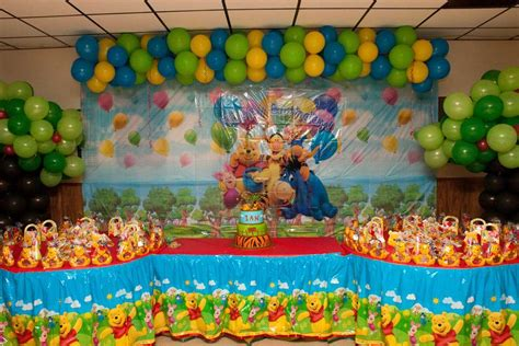 Winnie The Pooh Decorations by Winnie The Pooh Birthday Ideas Photo 11 Of 74