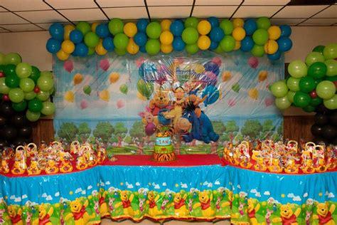 winnie the pooh birthday ideas photo 11 of 74