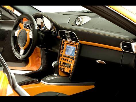 Porsche 997 Interior by Image Gallery 2007 Porsche 997 Interior