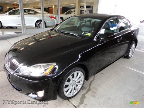 2008 lexus is 250 black 2008 lexus is 250 awd in black sapphire pearl 021359
