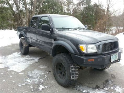 Toyota Tacoma 4 Door 4x4 For Sale by Purchase Used 2004 Toyota Tacoma Trd Cab Cab