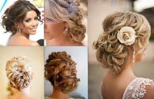 wedding hairstyles side bun hair style