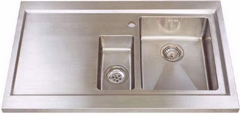 sit on kitchen sinks bistro 1 5 bowl sit on work centre with left hand drainer