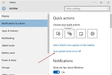 windows 7 top bar missing fix wireless icon missing from taskbar in windows 10