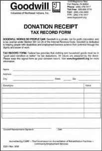 donation receipt form template 15 donation receipt template sles templates assistant