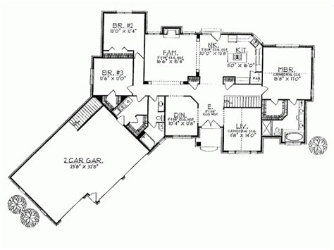 unique 2 bedroom house plans