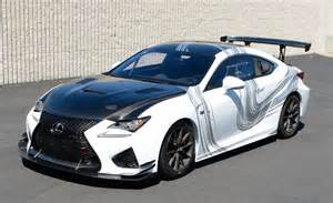 Lexus Pictures Lexus Rc F Gt Concept Heading To Grand Prix