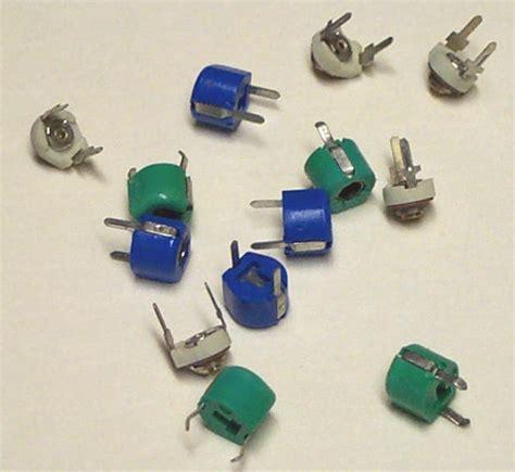 capacitor variable usos nombre