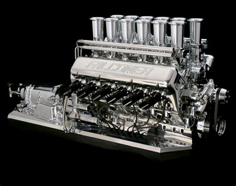 Engine V12 by Welcome To Falconer Racing Engines Falconer V12