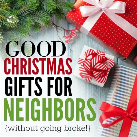 christmas gifts for neighbors that they will love coupon