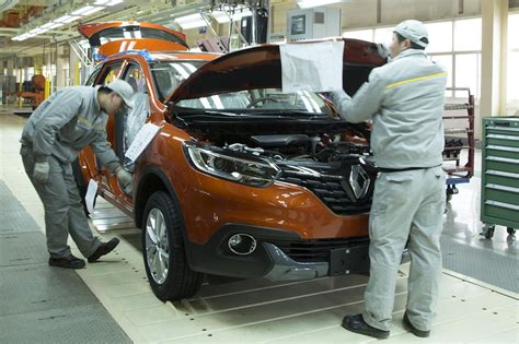 renault china renault a deschis prima sa fabrică din china kadjar este