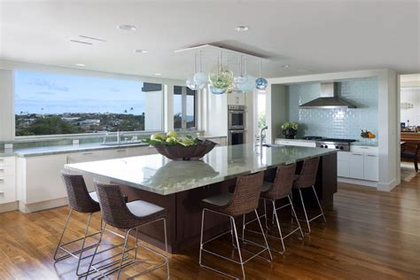Kitchen Island Remodel Kitchen Modern With Big Kitchen