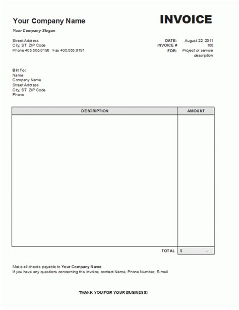 free simple invoice template therapy invoice template free rabitah net