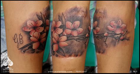 scar cover up tattoos scar cover up with flowers ace tattooz