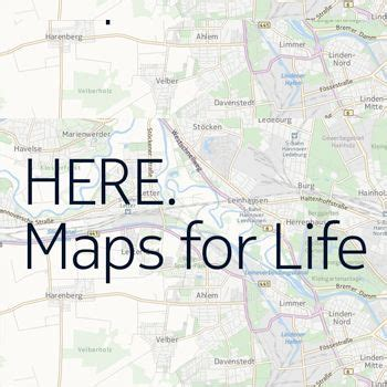 here maps for life las mejores apps para viajar en furgo
