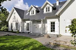New England Style Homes New England Style Dream Villa In Sweden Idesignarch