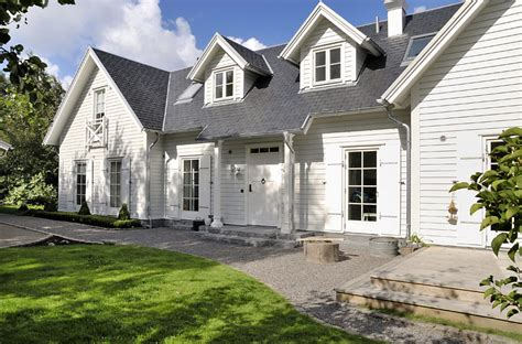Scandinavian Homes Interiors new england style dream villa in sweden idesignarch