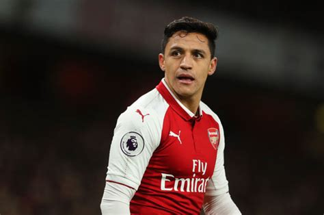 alexis sanchez career stats alexis sanchez s arsenal career is over don t believe