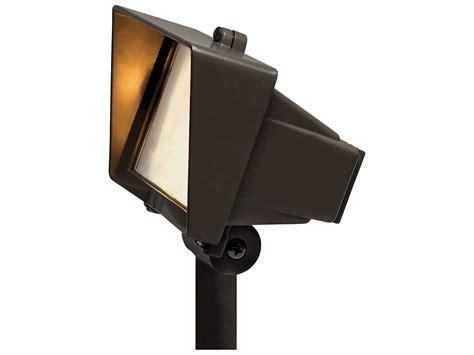 Outdoor Accent Lights Hinkley Lighting Accent Flood Bronze Outdoor Post Light 1521bz