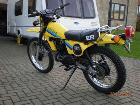 Suzuki Er 125 Featured Bikes Suzuki Ts 1980 Suzuki Ts 125 Er Ref 185