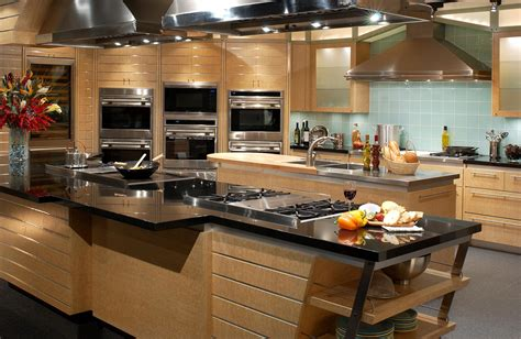 Built In Kitchen Islands by Tips On How To Choose The Best Kitchen Appliances