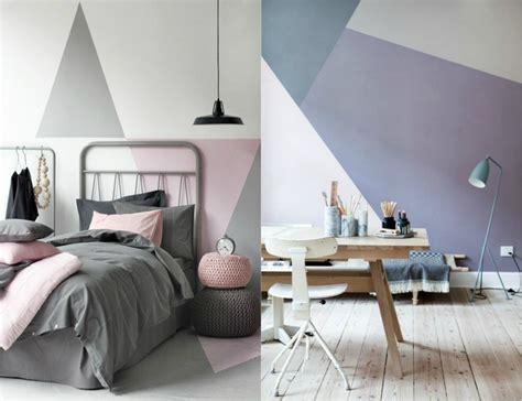 Wand Streichen Muster Ideen by Wand Streichen Muster Und 65 Ideen F 252 R Einen Neuen Look