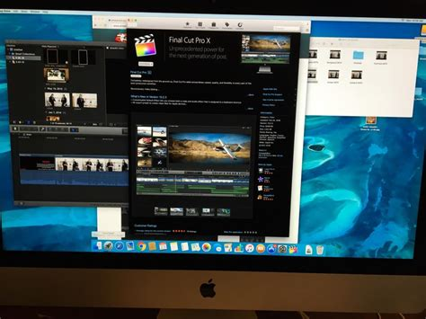 final cut pro imac ending my love affair with pc why i switched to mac