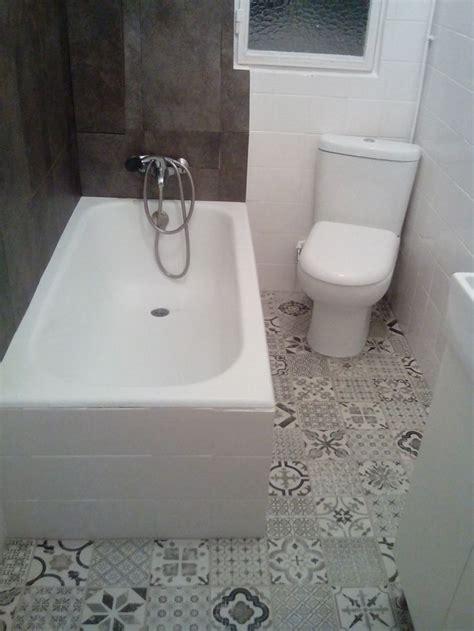 quieres renovar el suelo del bano sin hacer obra las