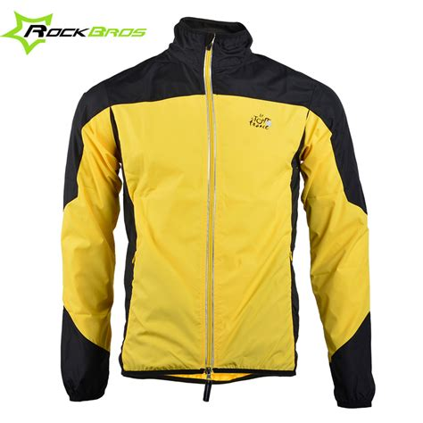 cycling coat rockbros jacket cycling wind jacket bike raincoat cycling