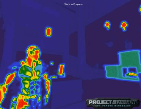 thermal vision thermal vision 1 image project stealth db