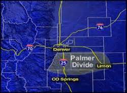 palmer divide colorado map my revolution the palmer divide