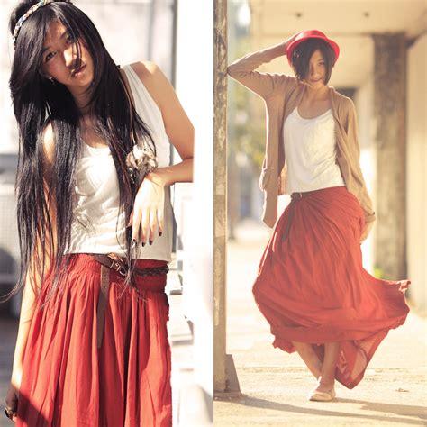 nyla maxi skirt cotton on flats shop basic cardigan 12 57 35 am