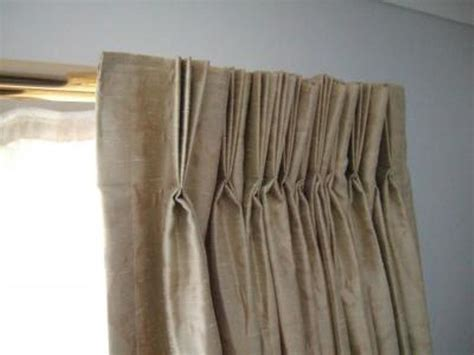 how to hang curtains on traverse rod how to hang pleated curtains on traverse rod curtain