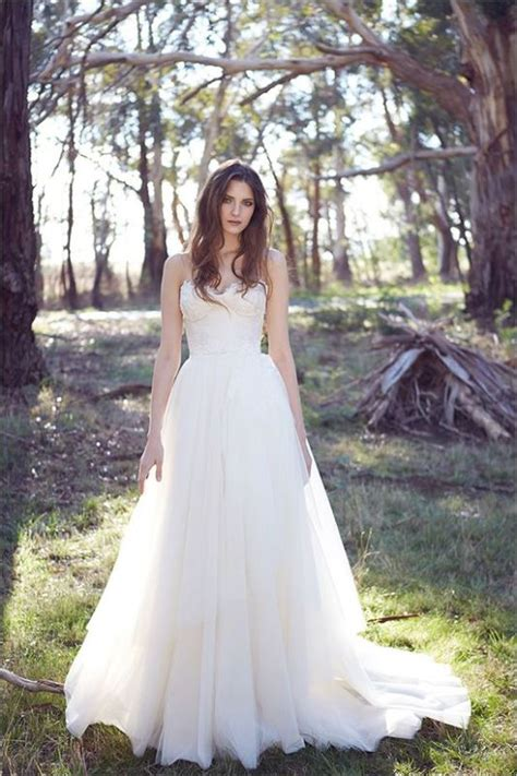 dress for backyard wedding picture of stylish and pretty backyard wedding dresses 10