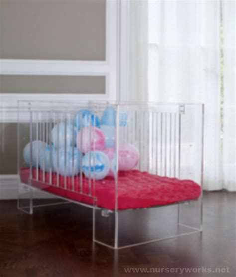 Acrylic Baby Crib Photos Kanye And S 4 000 Acrylic Crib