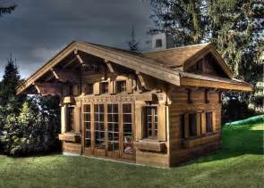 chalet house view swiss chalet miniature replica copy children s wooden play house playhouse fully
