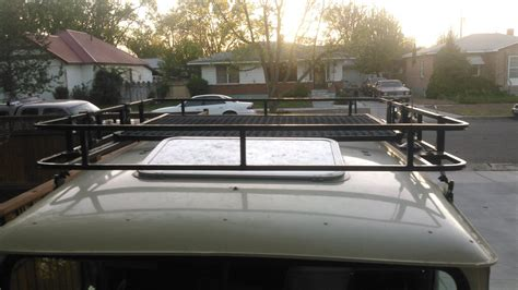Wilderness Roof Rack by Wilderness Roof Rack Ih8mud Forum