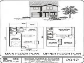Simple Two Story House Plans by Small Two Story House Plans Simple Two Story Small Houses