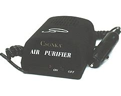csonka auto air purifier smoker cloaker car air purifier